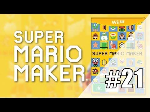 Super Mario Maker [WiiU]  - Viewer Levels - EP21