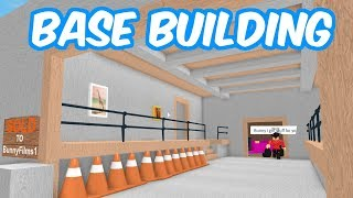 Base Building #1! Roblox Lumber Tycoon 2