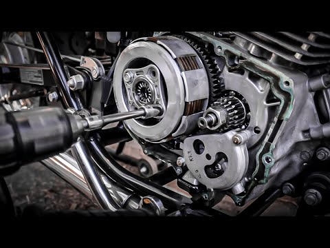 Clutch Spring  Kawasaki Eliminater