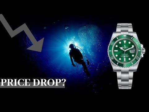 Rolex Submariner Hulk - 2020 Price Drop (116610LV)