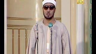 ابتهال ياعين جودي بالدموع وودعي شهر الصيام كامل \\ المبتهل محمد عمران