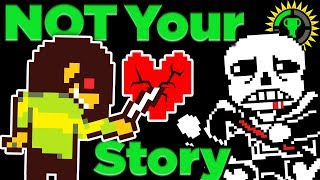 Game Theory: This is NOT Your Story! | The Deltarune Underta...