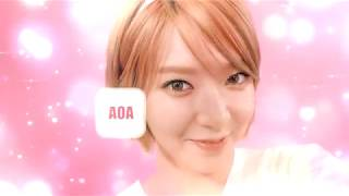 AOA _가로등 불 아래서 _Touch Your Smi…