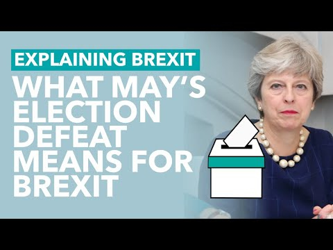 How May's Local Election Defeat Affects Brexit - Brexit Explained