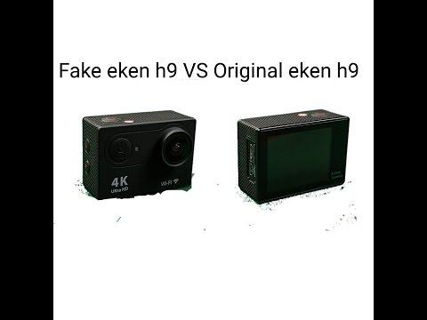 Eken H9 как отличить подделку?