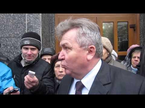 Глава администрации города Ульяновска Сергей Панчин 03.10.13