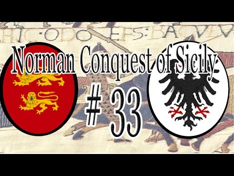 CK2 | The Norman Conquest of Sicily - Part 33