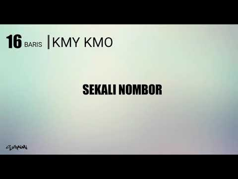 KMY KMO | 16BARIS (FREESTYLE LIRIK)
