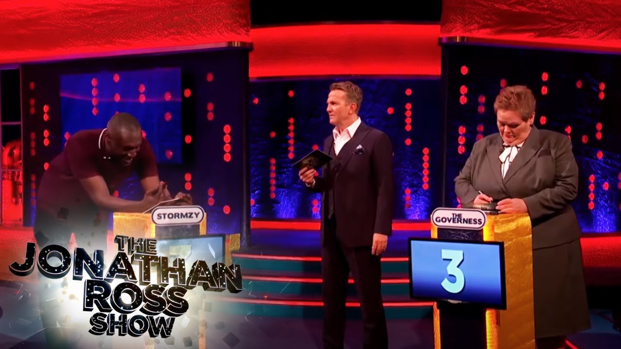 Download Stormzy Plays The Chase Against The Governess   The Jonathan Ross Show