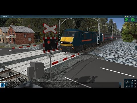 My New BR DB Cargo UK Class 90 Horn For Trainz