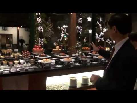 Cách ăn buffet ở nhà hàng 5 sao | Địa điểm ăn uống