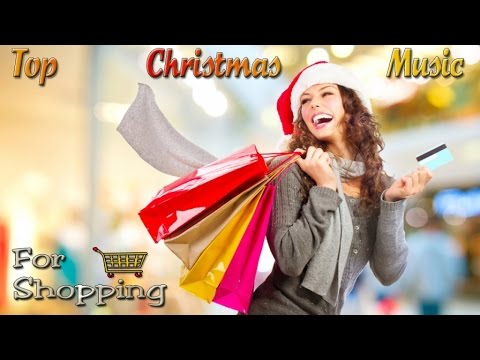TOP CHRISTMAS MUSIC for SHOPPING - Music for shops, stores, supermarket