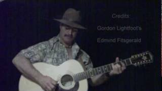 The Edmond Fitzgerald; Gordon Lightfoot cover song by Paul Smith