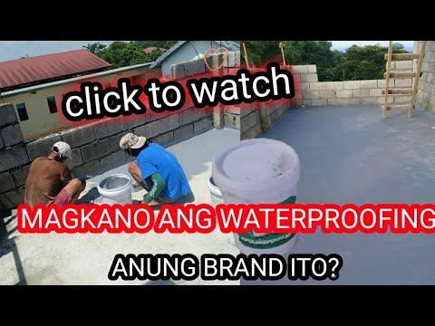 Waterproofing Rooftop Katas Ofw