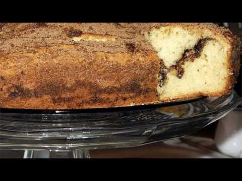 Recipe: Jewish Coffee Cake