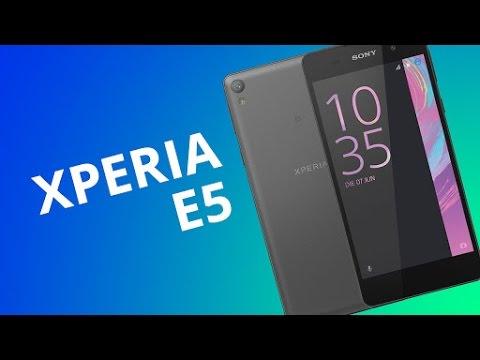 Xperia E5 [Review en español]