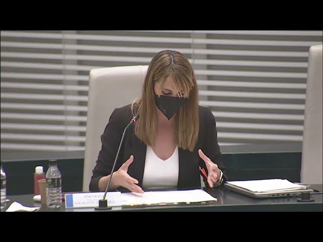 El PSOE presenta una propuesta contra la equidistancia y la violencia