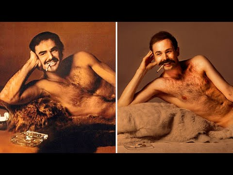 Male Sex Symbols Throughout History • The Try Guys