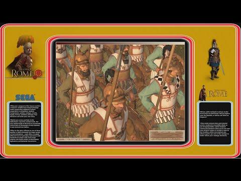 Rome II Pontus Battle Replay #10 Sword Survivor | Ancient Military Tactics