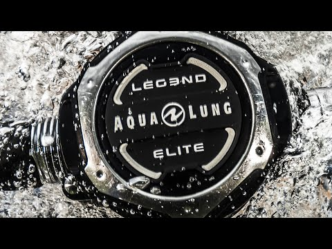 LEG3ND Regulator - All Depths, All Conditions, All Dives