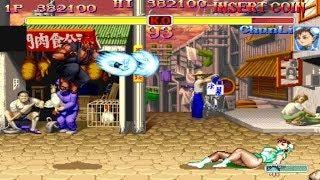 Hyper Street Fighter 2++ [Arcade] - play as Shin Akuma