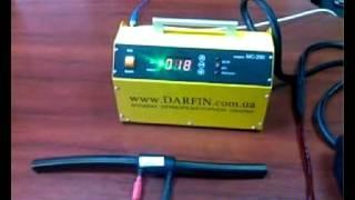 Cварочный аппарат для полиэтиленовых труб(Компания «Дарфин» начинала свою деятельность, с небольшого семейного бизнеса в 2003 году и продолжает успешн..., 2011-11-21T10:56:11.000Z)