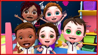 Baby Shark , My Mommy Song  + More Nursery Rhymes & Kids Songs - Bmbm Cartoon Songs