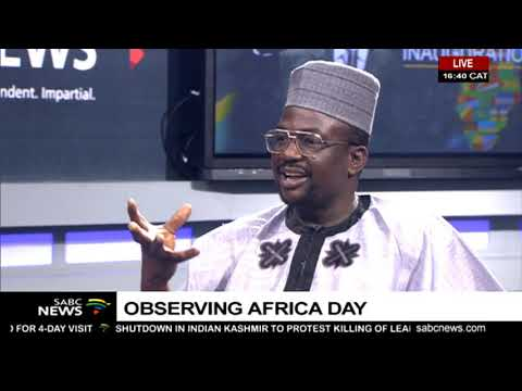 DISCUSSION: Africa Day celebrations