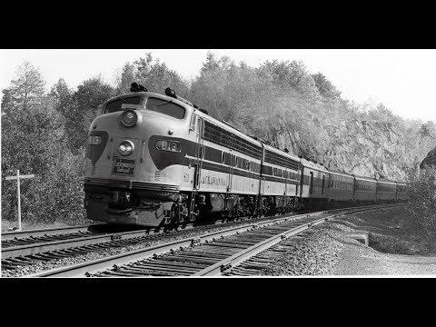 Lackawanna Cut-Off - Part 13: Passenger Trains Over the Cut-Off