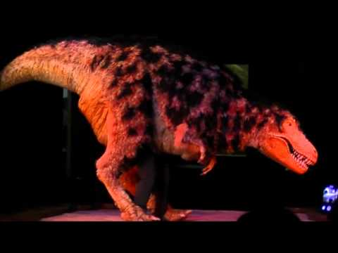 Dinosaur Encounter Stage Show! - Natural History Museum Los Angeles