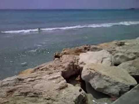 Tyr - Sour Lebanon beach صور/ لبنان