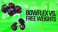 BowFlex Vs. Free Weights: Which Is Better?