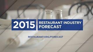 2015 Restaurant Industry Forecast
