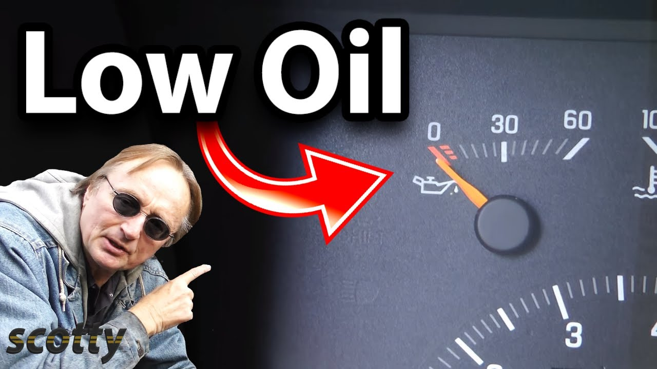 How To Fix Low Oil Pressure Gauge In Your Car Oil
