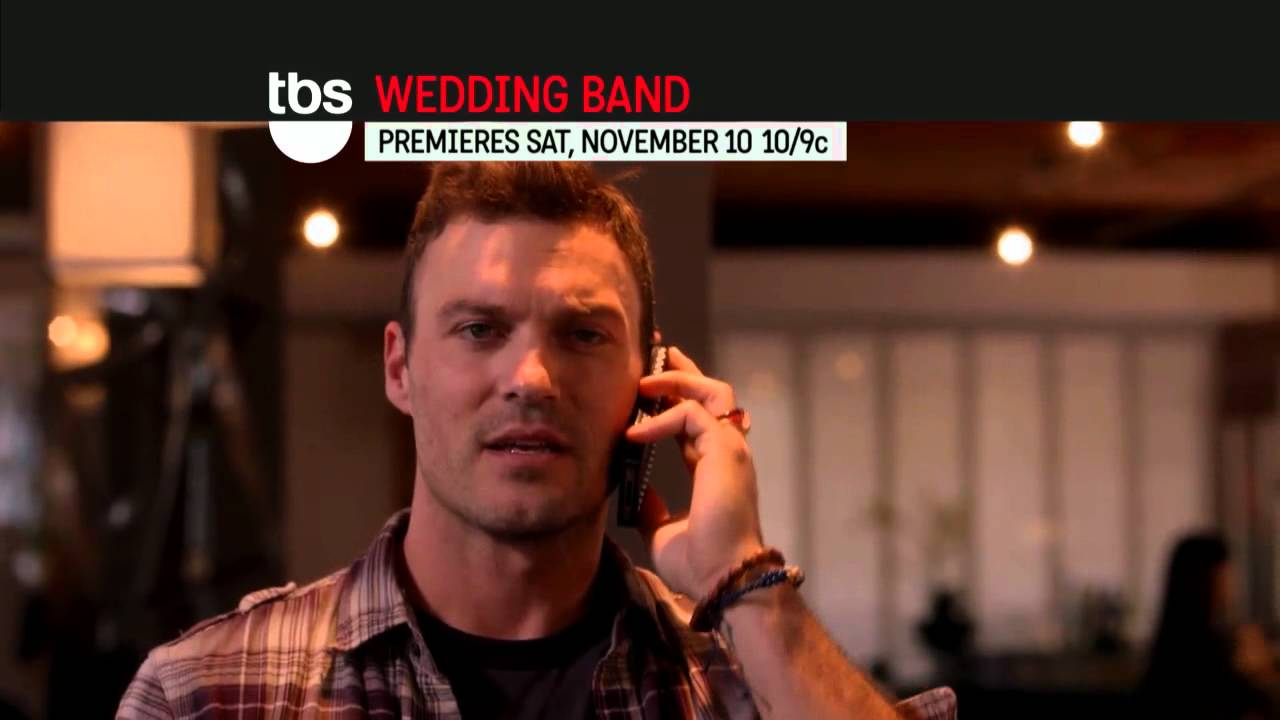 Download Wedding Band - Coming to TBS Nov. 10