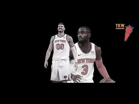 Kevin Knox Injury, Evaluating Frank Ntilikina & the Speedy Knicks | TKW Podcast