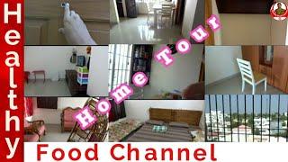 house tour | house tour in tamil | indian house tour | home tour | 2BHK flat tour | Healthy Food