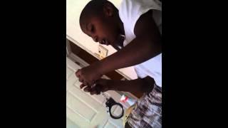 OJ play-play Handcuffs lol