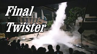 Final Twister...Ride It Out show at Universal Studios Florida