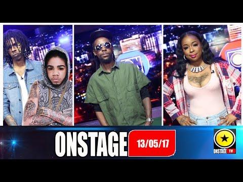 Kasanova, Lisa Hyper, Jah Cure - Onstage May 13 2017