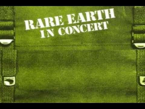 RARE EARTH  IN CONCERT 1971