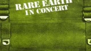 "RARE EARTH  IN CONCERT 1971  ""BORN TO WANDER"""