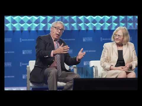 Longevity Panel Talk for Milken Institute Conference