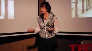Moja največja učiteljica -- smrt: Manca Košir at TEDxParkTivoliED