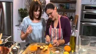 Asparagus With Orange Vinaigrette Recipe