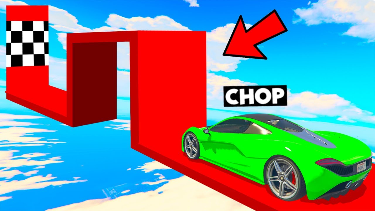HOW WILL ANYONE COMPLETE THIS IMPOSSIBLE GTA RACE