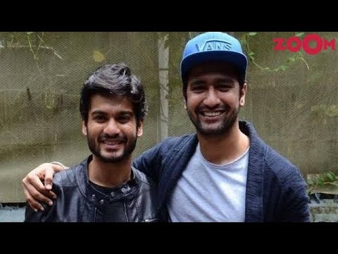 Vicky Kaushal takes up the responsibility to launch his younger brother Sunny in Bollywood Mp3