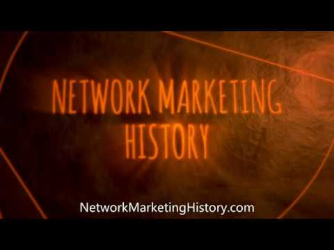 Network Marketing History - Larry Thompson - Core Concepts Training