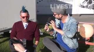 Livestage TV is at the Siesta! Festival 2012. The legendary punk ro...