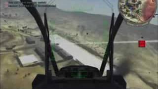 Battlefield 2 - Воздушный бой